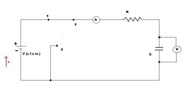 circuito temporizador rc  eletr u00d4nica geral circuito rc